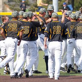 WSU Baseball Team Gives Back