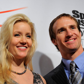 Drew & Brittany Brees
